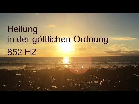 852 Hz Solfeggio healing frequency