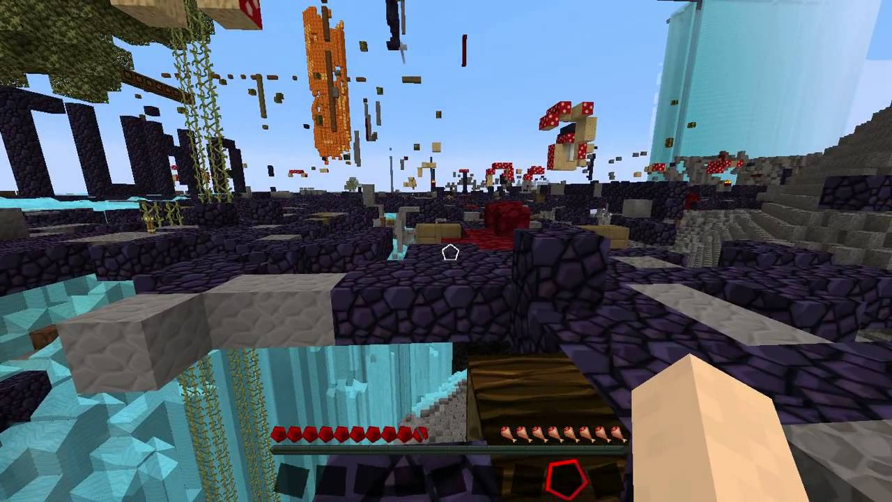 Escaping Hell A K A The 2b2t Org Minecraft Server Youtube