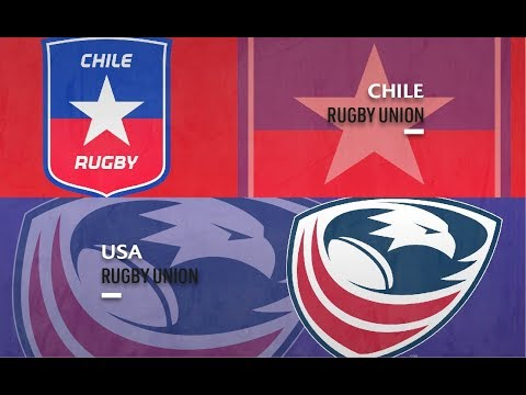 Chile V USA - Americas Rugby Championship 2019 Round One - Full Match