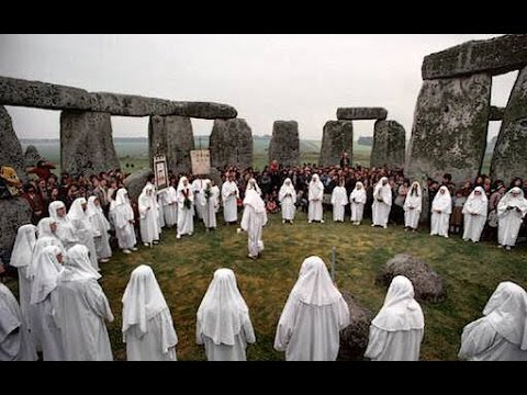 History Of Druids - Rise And Fall Of The...