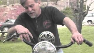 Born To Ride Episode 948   Indian Motorclces 1940 and 2014 Indian Chieftain