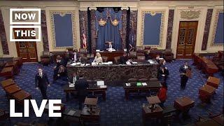 Senators Speak Amid Trump Impeachment and Iran Tensions | NowThis