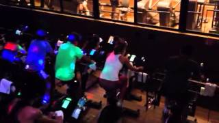 MASTER CLASS SPINNING EN SERRANO 240 SPORTS CLUB