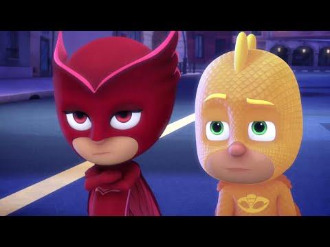 PJ Masks Super Pigiamini 🎃Halloween 🎃  Cartoni Animati