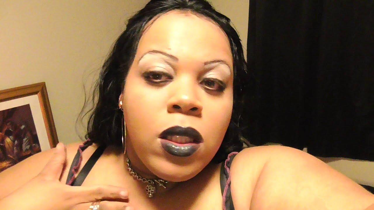 rapper-foxy-brown-naked-amateur