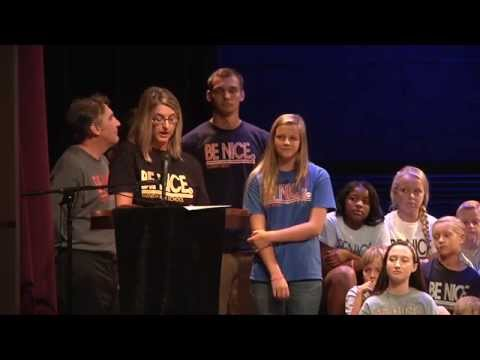 Williamson County Schools BE NICE Kickoff: Full Presentation