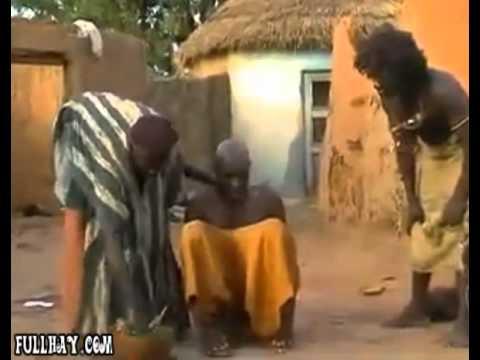 Chửa bệnh đau đầu theo phong cách Châu Phi