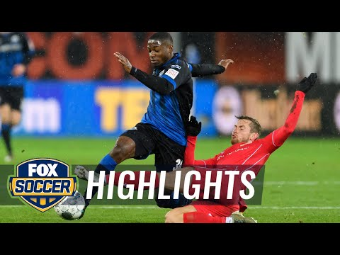 SC Paderborn Vs. 1. FC Union Berlin | 2019 Bundesliga Highlights