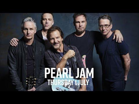 Pearl Jam headlines Rock Werchter 2021