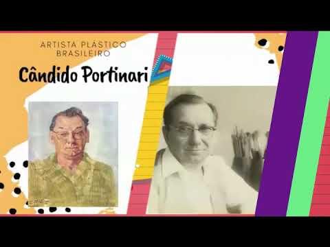 CEIC em casa | Artistas Brasileiros: Cândido Portinari