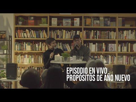 El Super Increíble Podcast / Los propósitos de año nuevo con Víctor Rafalli / EP 54 EN VIVO