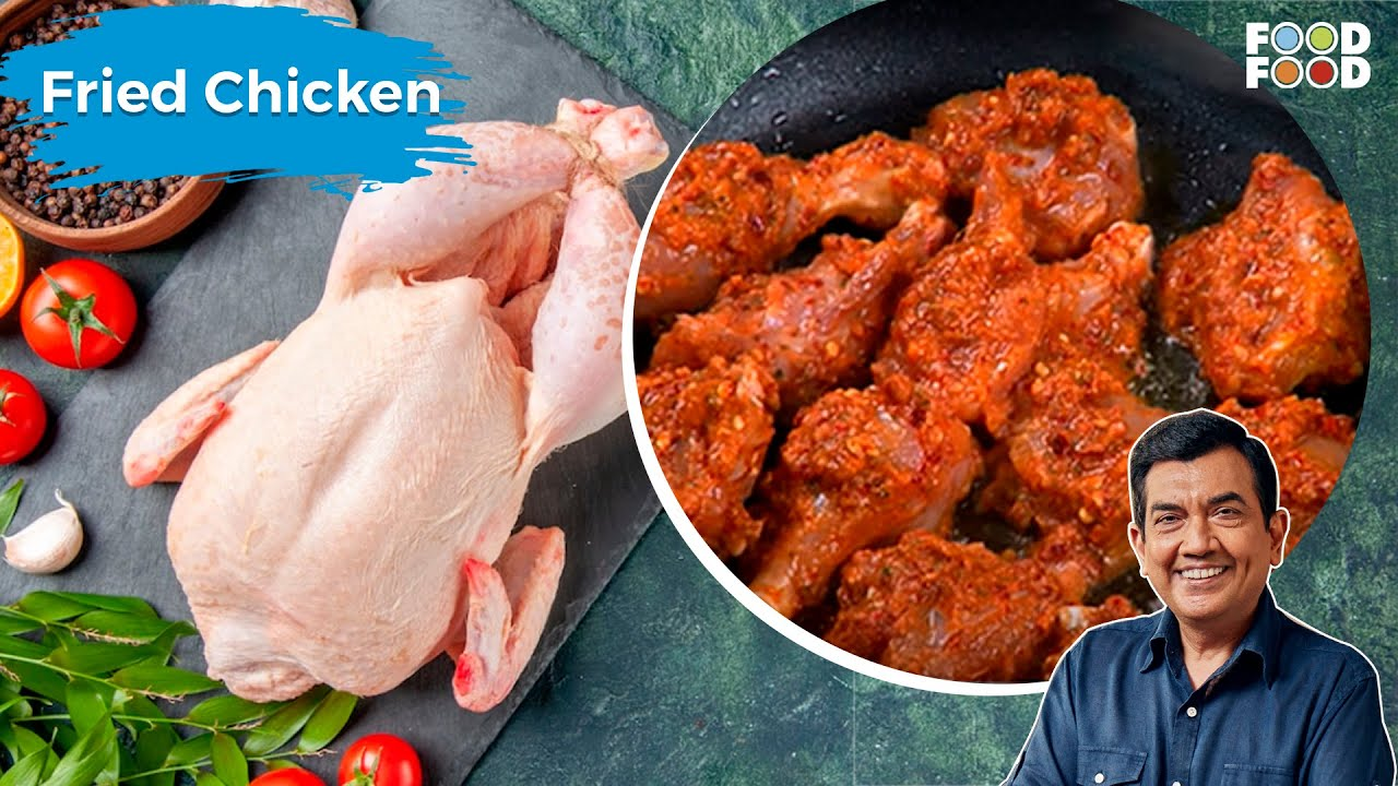Chicken roasted sanjeev kapoors kitchen youtube forumfinder Choice Image