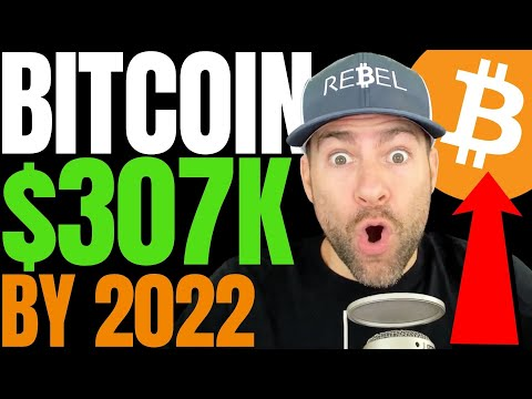BITCOIN ON TRACK FOR $307K BY START OF 2022!!!!! AMAZON DENIES BTC PAYMENTS RUMOR!!!!!