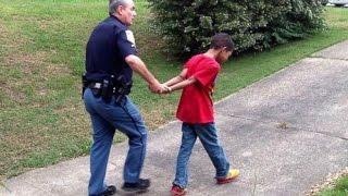 10 NiÑos Arrestados Por Motivos Sorprendentes