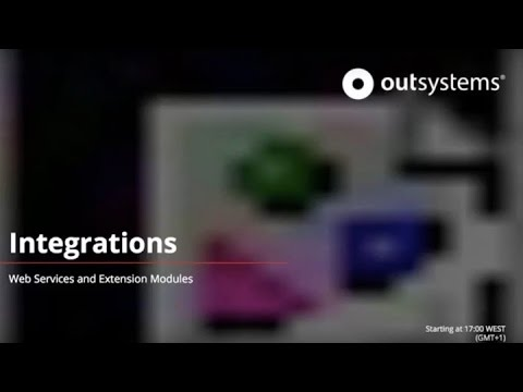 OutSystems Platform: integrations and extensibility