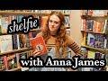 Shelfie with Anna James