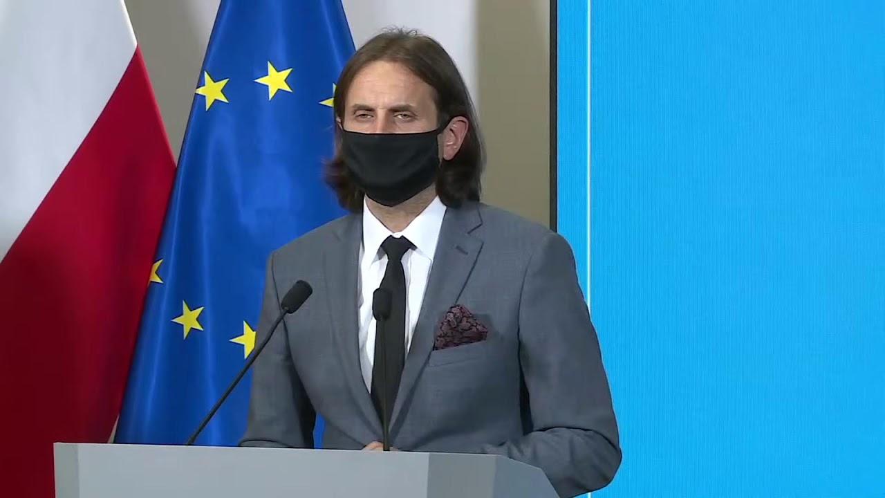 Download Konferencja ministra zdrowia Adama Niedzielskiego