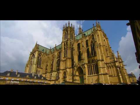 Metz video - France - Lorraine Tourisme - GB