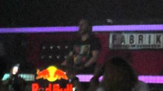 David Guetta- Coming Home (8º Aniversario Fabrik, Madrid, 17/06/11)