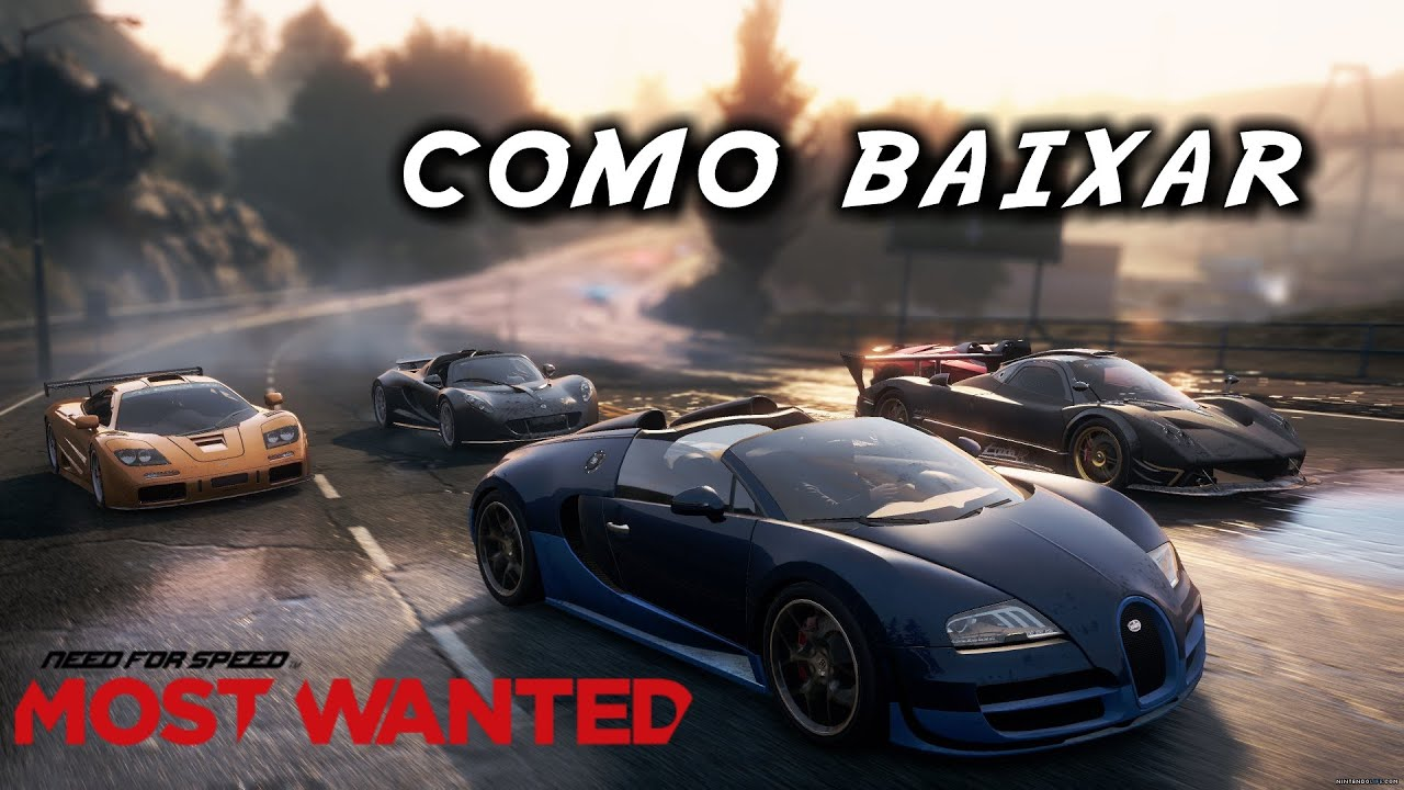 Como baixar e instalar need for speed most wanted para for Nfs most wanted android