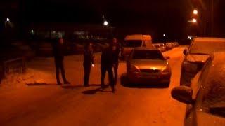 У пьяного водителя в Екатеринбурге горожане забрали ключи, а потом досталось и от полиции