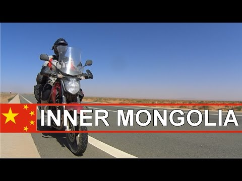 China by Motorcycle: Inner Mongolia