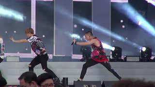 Na Hago Nolja, 크로스진 CROSS GENE, 썸머 K POP 페스티벌 서울광장 20150804