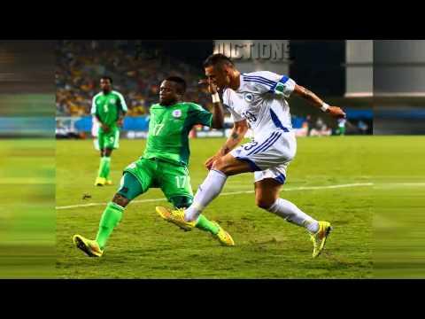 Nigeria 1-0 Bosnia Herzegovina - FIFA Copa Mundial - 21 Junio
