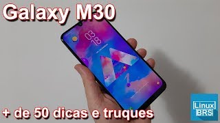 🔘 Samsung Galaxy M30 - (+ de 50) dicas e truques