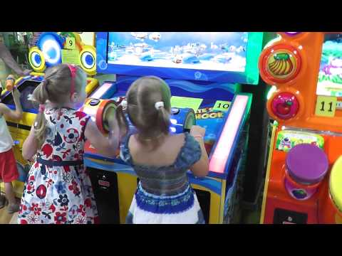 Игровой аппарат оливер бар