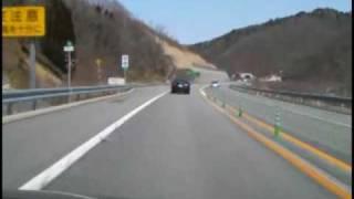 軽岡Karuoka Tunnel (Tokai-Hokuriku Expwy., Gifu, 2700m)