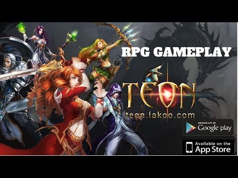 TEON - Hardcore RPG Gameplay (Android/IOS)
