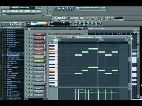 Airplanes (Instrumental Remake) - B.o.B Ft. Hayley Williams