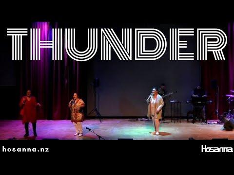Thunder (Dan Bremnes cover) | Hosanna Creative Archive