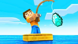 Minecraft But Everything Drops The WRONG ITEM!