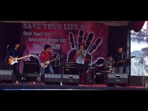BlackFlowers - Welcome To The Jungle (Cover) Live Performance @Peringatan Hari AIDS Se-Dunia
