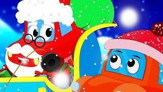 di sini datang Mister santa | lagu natal | musik meriah | Merry Xmas | Here Comes Mister Santa