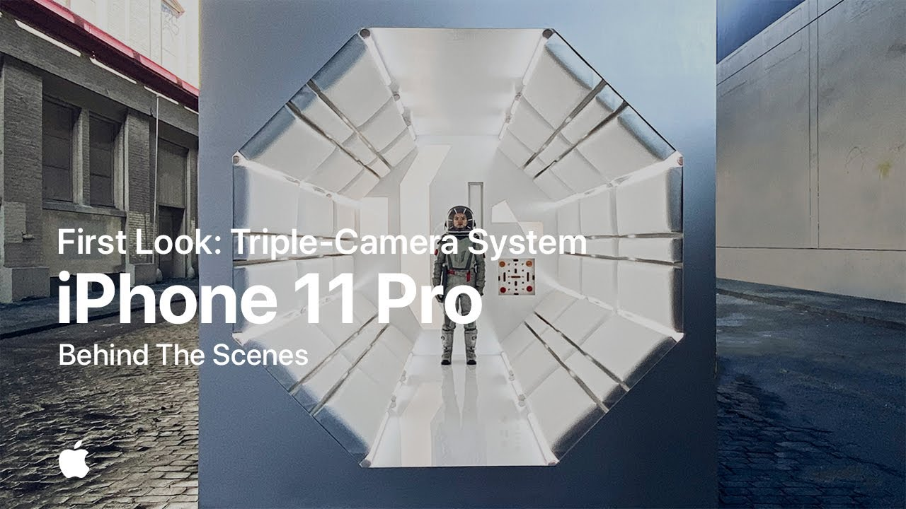 Photo of iPhone 11 Pro Behind the Scenes — First look at the new triple-camera system — Apple – شركة ابل