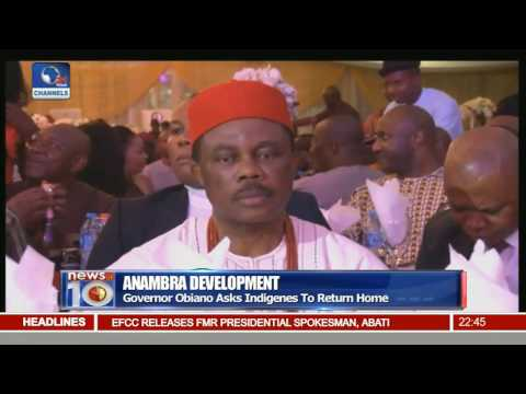 Obiano Takes Investment Drive To Port Harcourt