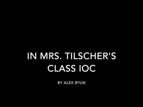 poem commentary in mrs tilchers class In mrs tilscher's class annotations title the classroom is a primary classroom and, from the content of the poem, the poem seems to take place in the last year of primary school slideshow 2225418 by goro.