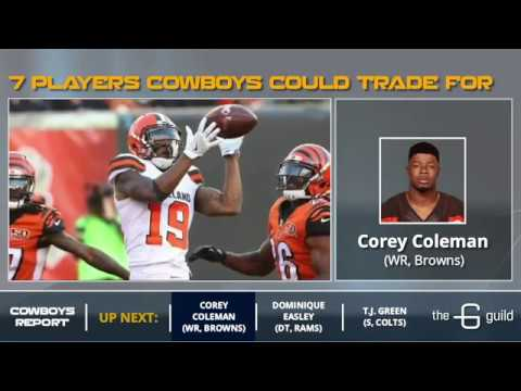 7 Players The Dallas Cowboys Could Trade For NOT Named Earl Thomas