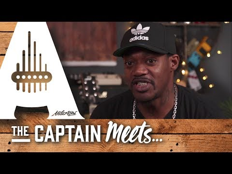 The Captain Meets Eric Gales