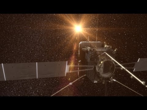 ESA Solar Orbiter animation 2012 (HD)