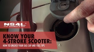 3. How to Unlock Your Gas Cap and more Fuel Related Talk.