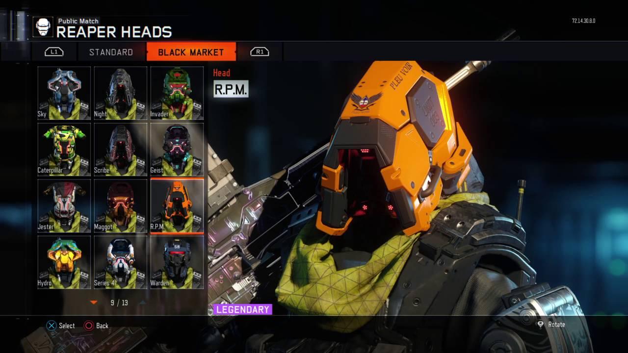 4e629d9cfaa All Black Market Gear(Updated) - YouTube