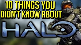 10 Things You Might Not Know About Halo