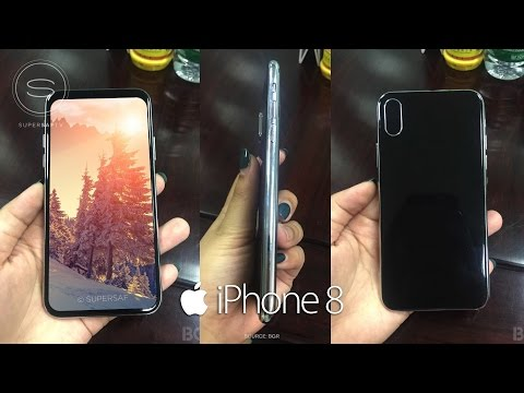 Thumbnail: iPhone 8 HANDS-ON Leak