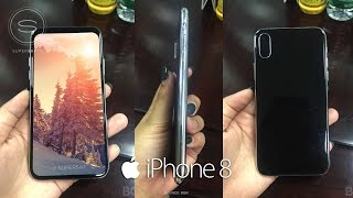 iPhone 8 HANDS-ON Leak