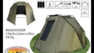 Палатка «Fishing ROI» BIG GUY TUNNEL BIVVY