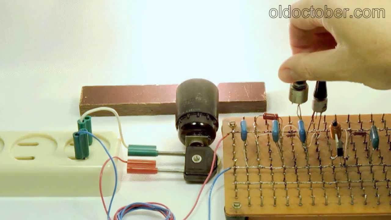 Стабильный регулятор напряжения (мощности) своими руками
